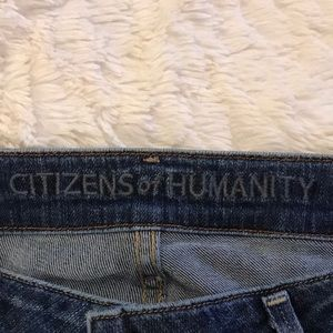 Citizens Of Humanity Jeans - Skinny Citizens of Humanity Jeans